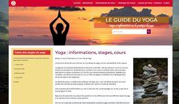 Site de yoga