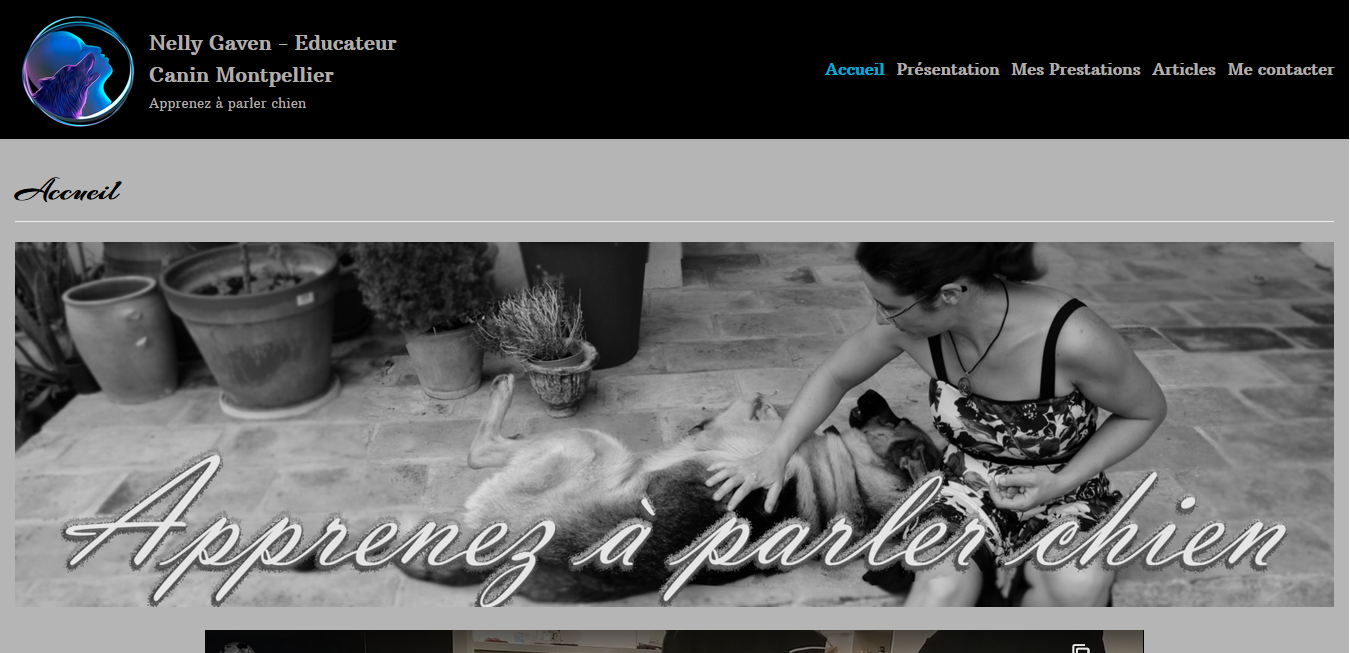Site Nelly Gaven